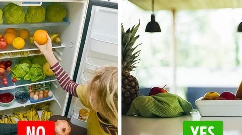 Những loại thực phẩm tốt nhất bạn không nên cho vào tủ lạnh nếu muốn giữ chúng lâu hơn, hoá ra đó giờ ai cũng bảo quản sai