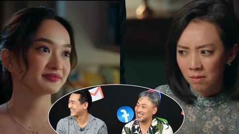 Đạo diễn Tiệc Trăng Máu chính thức xác nhận cái kết thật của phim, cặp Thu Trang - Thái Hòa 'vui vẻ' cũng có ý hết nha!