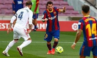 Clip trận siêu kinh điển Real thắng Barca 3-1