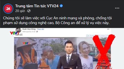Vụ Huấn Hoa Hồng cắt ghép video cứu trợ miền Trung: Công an vào cuộc