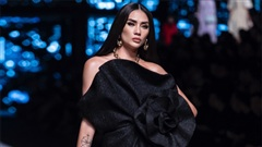 Võ Hoàng Yến khiến khán đài 'rần rần' không yên với màn catwalk không thể sang chảnh hơn tại Fashion Show lớn nhất năm