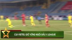 Điểm tin 26/10: Siêu phẩm của Trọng Đại giúp Viettel giữ vững ngôi đầu V.League