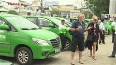 Sửa quy định về tính tiền cước taxi