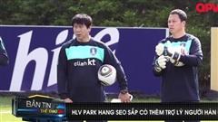 HLV Park Hang Seo sắp có thêm trợ lý người Hàn Quốc