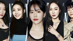 Gần nửa Kbiz đổ bộ sự kiện khủng: Park Min Young mặt cứng đờ, Jessica bị chê 'dừ chát', mỹ nhân Red Velvet đọ sắc bên Park Shin Hye