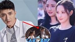 'Bạn trai màn ảnh' Triệu Lệ Dĩnh nhả khói thuốc phì phèo vào mặt bạn diễn ở phim trường khiến fan phẫn nộ