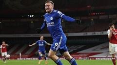 Dính đòn 'hồi mã thương' của Leicester, Arsenal bại trận đau đớn trên sân nhà