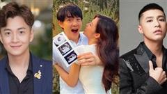 Ông Cao Thắng thông báo bà xã hạ sinh con gái đầu lòng nặng 3.06kg, loạt sao Việt 'rần rần' vào chúc mừng