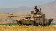 Iran đưa lượng lớn T-72S nâng cấp tới biên giới Azerbaijan