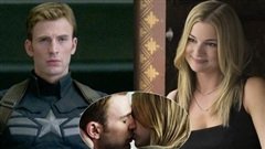 5 nụ hôn nóng mắt nhất phim Marvel: Đội trưởng Mỹ khiến fan trợn tròn vì khoá môi cháu gái bồ cũ?