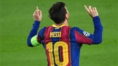 5 kỷ lục Messi có thể chinh phục ở Champions League 2020/21