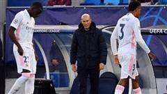Sếp bự lên tiếng tương lai Zidane ở Real Madrid