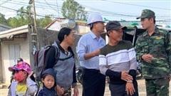 Quảng Ngãi: Cương quyết không để người dân đói khát trong bão lũ