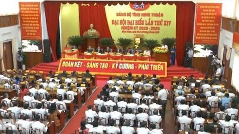 Khai mạc Đại hội Đại biểu Đảng bộ tỉnh Ninh Thuận