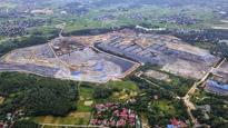 Bãi rác Nam Sơn gây ô nhiễm