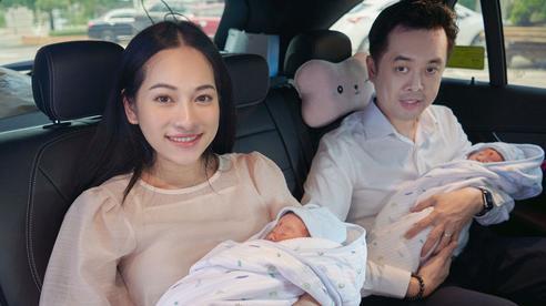 Dương Khắc Linh bỡ ngỡ khi làm 'ông bố 2 con', yêu thương Sara Lưu hơn sau sinh