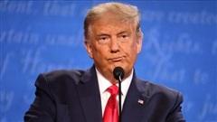 Trang web chiến dịch tranh cử của Tổng thống Donald Trump bị hack