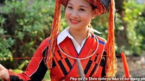 Phụ nữ Pà Thẻn với văn hóa dệt thổ cẩm