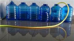 PSSX: Hé lộ thêm nhiều điều về những chai nước uống đóng bình