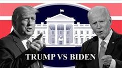 Bầu cử Mỹ 2020: Những ngày 'lăn xả' cuối cùng, ông Biden tiếp tục 'bỏ xa' Tổng thống Trump ở nhiều bang chiến địa