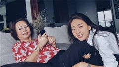 Ngô Thanh Vân bị dìm nhan sắc thực sự khi khoe ảnh bên mẹ ruột