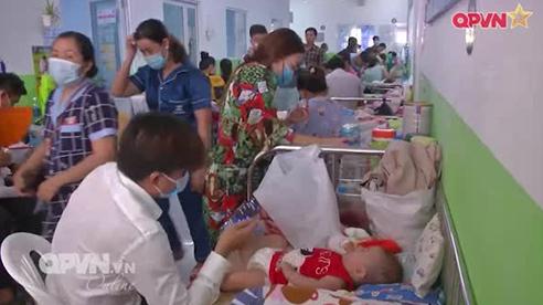 Thành phố Hồ Chí Minh gia tăng trẻ mắc bệnh đường hô hấp