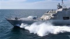 Mỹ thấm đòn vì chiến hạm Freedom