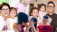 Sao Việt ứng xử trái ngược khi con cái bị soi mói chê bai