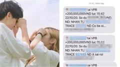 Quên tặng quà 20/10 cho em gái, anh trai chuyển khoản 1 tỷ đồng để xin lỗi, nội dung từng tin nhắn gây bất ngờ
