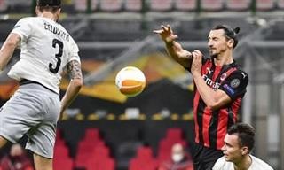 Clip Ibrahimovic đá hỏng phạt đền, Milan vẫn đại thắng