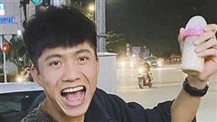 Phan Văn Đức lầy lội kéo lê vợ trên nền nhà để 'chừa' tính hờn dỗi, Nhật Linh bật cười: 'Anh ấy lôi đứt cơn giận của tôi'