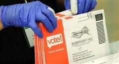 Hàng ngàn phiếu bầu biến mất bí ẩn tại khu vực ủng hộ ông Trump