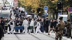 Vụ tấn công bằng dao tại Pháp: Bắt giữ đối tượng thứ 3