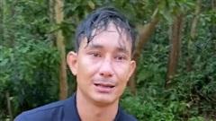 Tức tốc về Trà Leng khi nghe tin sạt lở núi vùi lấp cả làng, người đàn ông bật khóc xin đi nhờ tới bệnh viện gặp vợ con: 'Em không cần tiền, cho em xin xe đi thôi'
