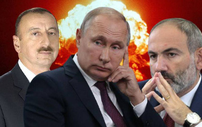 Karabakh sắp rơi vào tay Azerbaijan, Armenia cầu cứu TT Putin: Bất ngờ câu trả lời của Nga