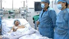 Ghép ruột thành công từ người cho sống đầu tiên tại Việt Nam