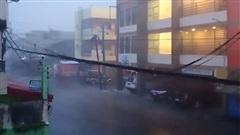 Bản tin Dự báo thời tiết ngày 2/11: Bão Goni vào Biển Đông, gió giật cấp 12, hướng vào đất liền các tỉnh miền Trung