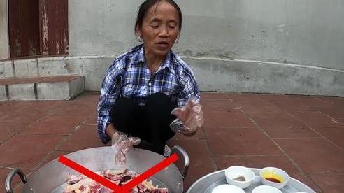 Bà Tân Vlog khiến người xem 'tá hoả' vì chi tiết kinh dị ở tô bún măng vịt khổng lồ, netizen lập tức chỉ ra điểm sai chí mạng!