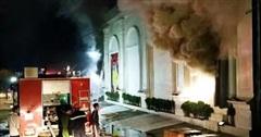 Vụ cháy kinh hoàng tại quán bar X5 ở Vĩnh Phúc: Đúng ngày kỷ niệm 1 năm thành lập, 3 nữ khách mời tử vong