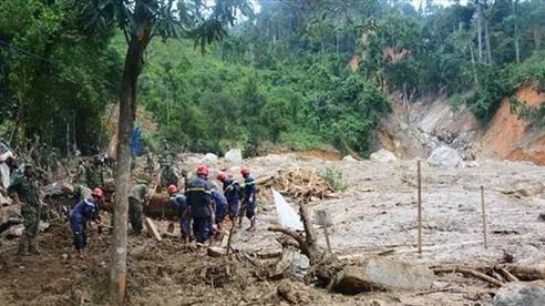 Chuyên gia chỉ lý do gây sạt lở Trà Leng vùi 8 người chết, 14 người mất tích