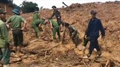 13 nạn nhân vụ sạt lở tại Phước Sơn, Quảng Nam: Tìm thấy 9 người, 4 người vẫn mất tích