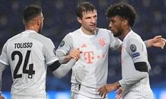 """Clip trận Bayern """"hủy diệt"""" đối thủ ở Champions League"""