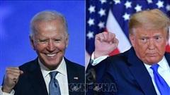 Các hãng truyền thông điều chỉnh kết quả phiếu đại cử tri của ứng cử viên J.Biden