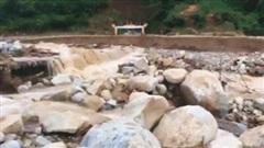Tạm dừng tìm kiếm người mất tích tại xã Phước Lộc để phòng tránh bão số 10