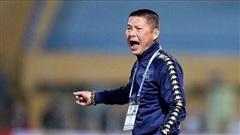 Chửi bậy và văng tục, HLV Chu Đình Nghiêm bị cấm chỉ đạo hết V.League 2020