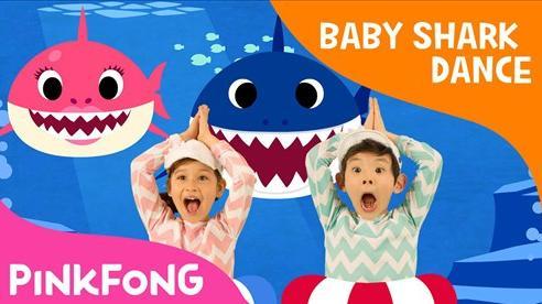 Baby Shark Dance: Sản phẩm vừa hạ gục Despacito để trở thành video được xem nhiều nhất trên YouTube