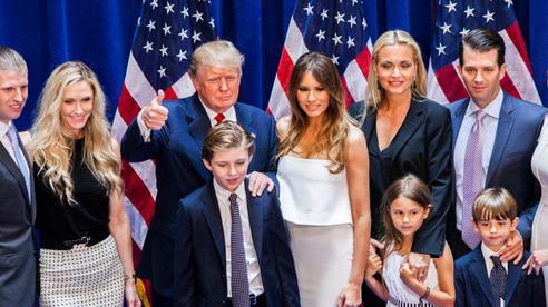 5 người con của ông Donald Trump thay đổi như thế nào sau 4 năm cha làm Tổng thống Mỹ?