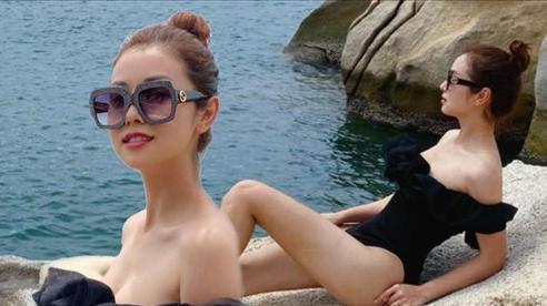Hoa hậu Jennifer Phạm diện bikini khoe dáng nuột nà gợi cảm đến phát hờn