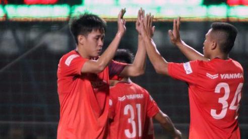 Sao trẻ HAGL tỏa sáng, U22 Việt Nam khiến thầy Park mỉm cười với trận thắng thuyết phục