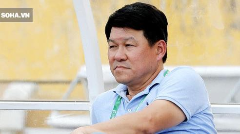 HLV Vũ Tiến Thành: 'Sài Gòn FC không dính dáng tới Hà Nội FC để phải hỗ trợ họ'